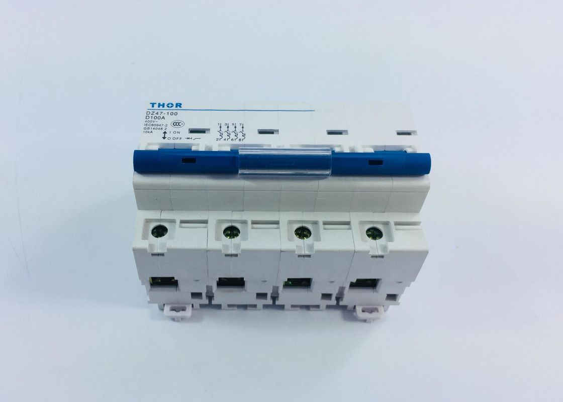 Small Miniature Circuit Breaker Protection For Household Total Open Breakers Images Photos Air Switch
