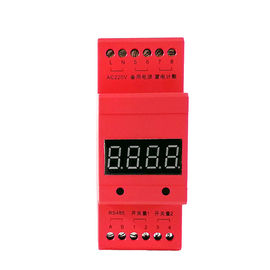 TRSC Model Lightning Strike Counter 4 - Digit Lightning Counter CE Certified